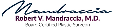 Robert V Mandraccia, M.D. Mobile Retina Logo