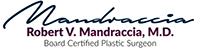 Robert V Mandraccia, M.D. Logo